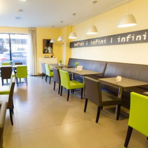 Cafetaria Residentie Parc Astrid